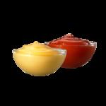 Два соуса на выбор