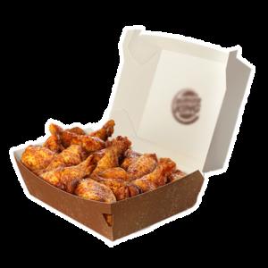 15 Крылышек в Бургер Кинг