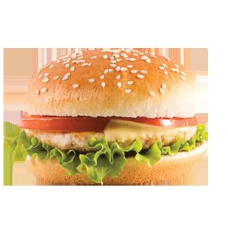 Чикенбургер за 30 рублей