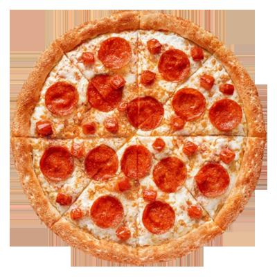 Пицца «Пепперони» 25 см бесплатно при заказе от 625 ₽ в Додо Пицца