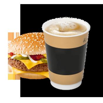 Чизбургер и Капучино — МАКФЕСТ