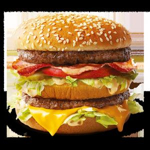 Биг Мак Бекон-Томат-Салат в МакДональдс
