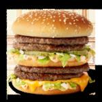 Двойной Биг Мак в МакДональдс