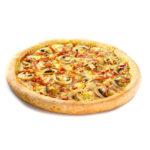 Пицца Ветчина и грибы в Папа Джонс