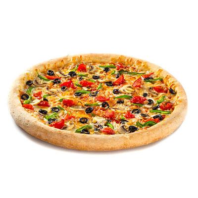 Пицца Вегетарианская 30 см в Папа Джонс
