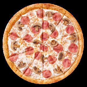 Пицца «Ветчина и грибы» 25 см в Додо Пицца