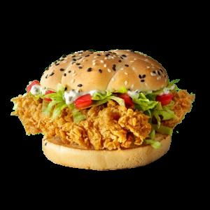 Шефбургер джуниор в КФС