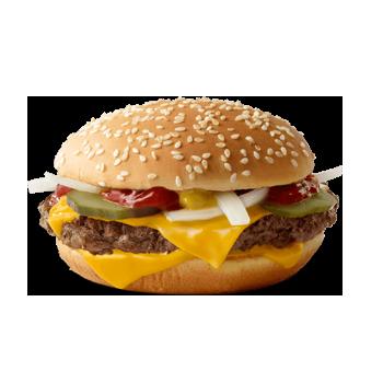 Роял в МакДональдс