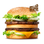 Биг Кинг экстра в Бургер Кинг