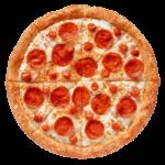 Пицца «Пепперони Фреш с томатами» 25 см в Додо Пицца