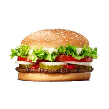 Воппер в Бургер Кинг