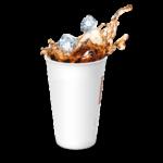 Газированный напиток 0,5 литра в МакДональдс