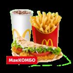 Грик Мак Чикен МакКомбо Большой