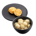 Пельмени + 2 Сырника