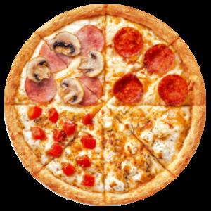 Пицца Четыре сезона 30 см