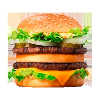 Биг Кинг в Бургер Кинг