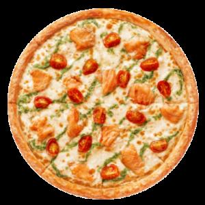 Пицца Нежный лосось в Додо Пицца