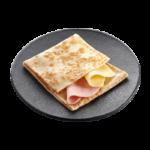 Блинчик с сыром и ветчиной в Теремке